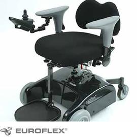 Euroflex Arthrodesenstuhl, Arbeitsstuhl, Aufstehhilfe, Rehaeinrichtigung, Eurovema